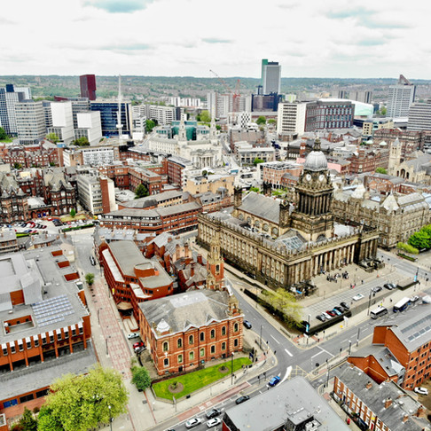 Is Leeds a grimy place to live and work?