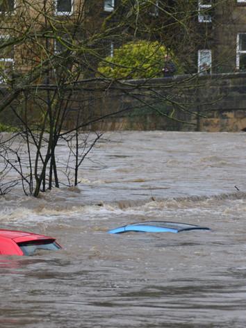 FLOODS IN WESTERN EUROPE
