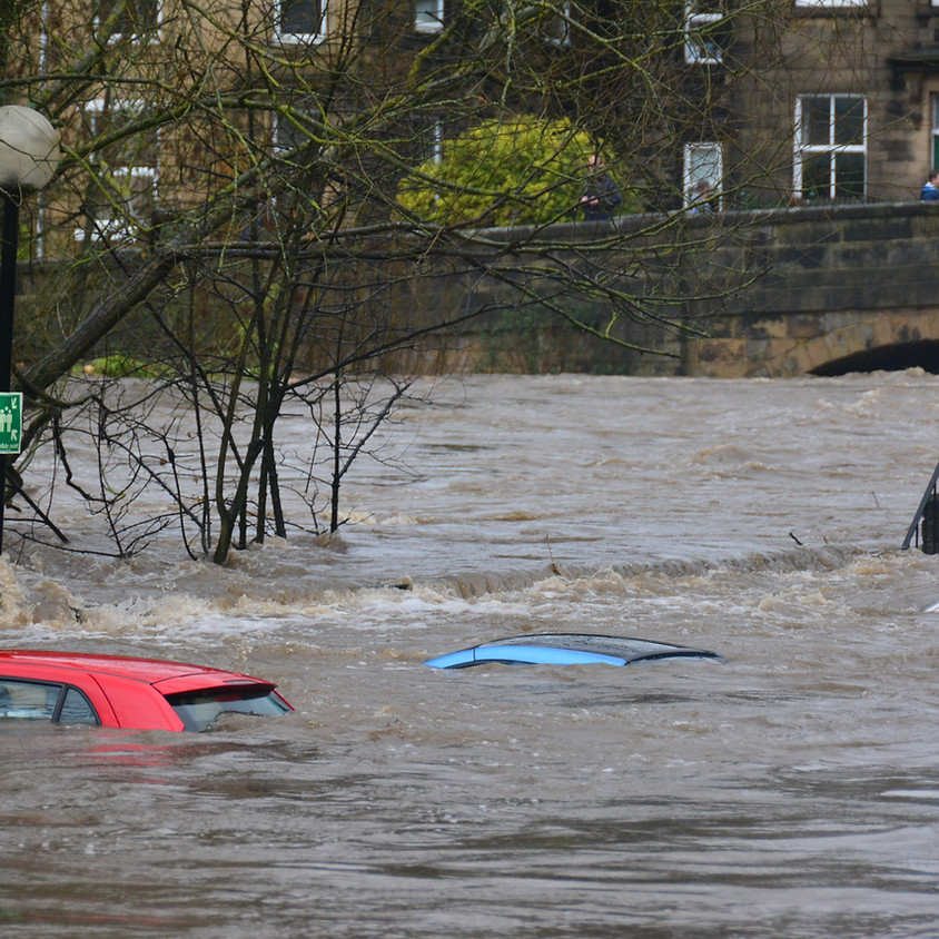 Friday April 16 Webinar: Flood Season Across the United States