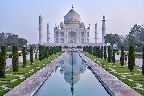 India 8 días: Apartado