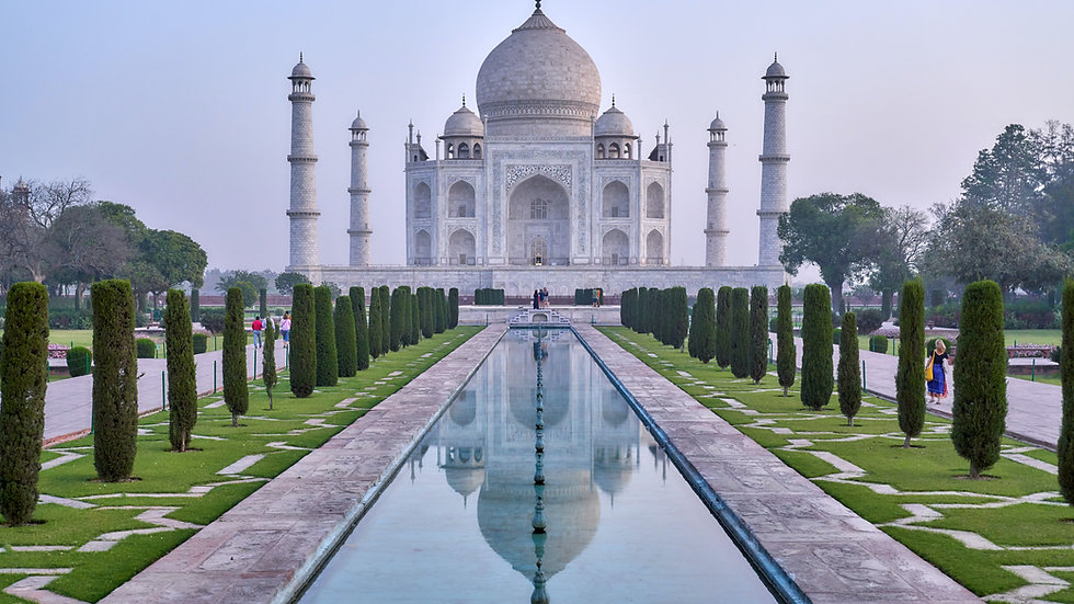 Highlights of Northern India - Punjab and the Golden Triangle 12 Days