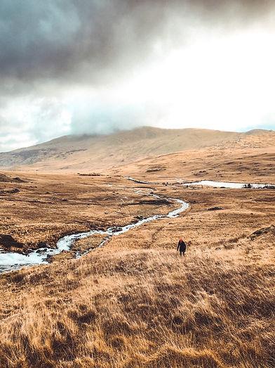 wilderness UK school expedition