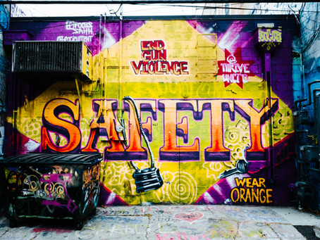 Weekly Blog #56 - (Psychological) Safety first...