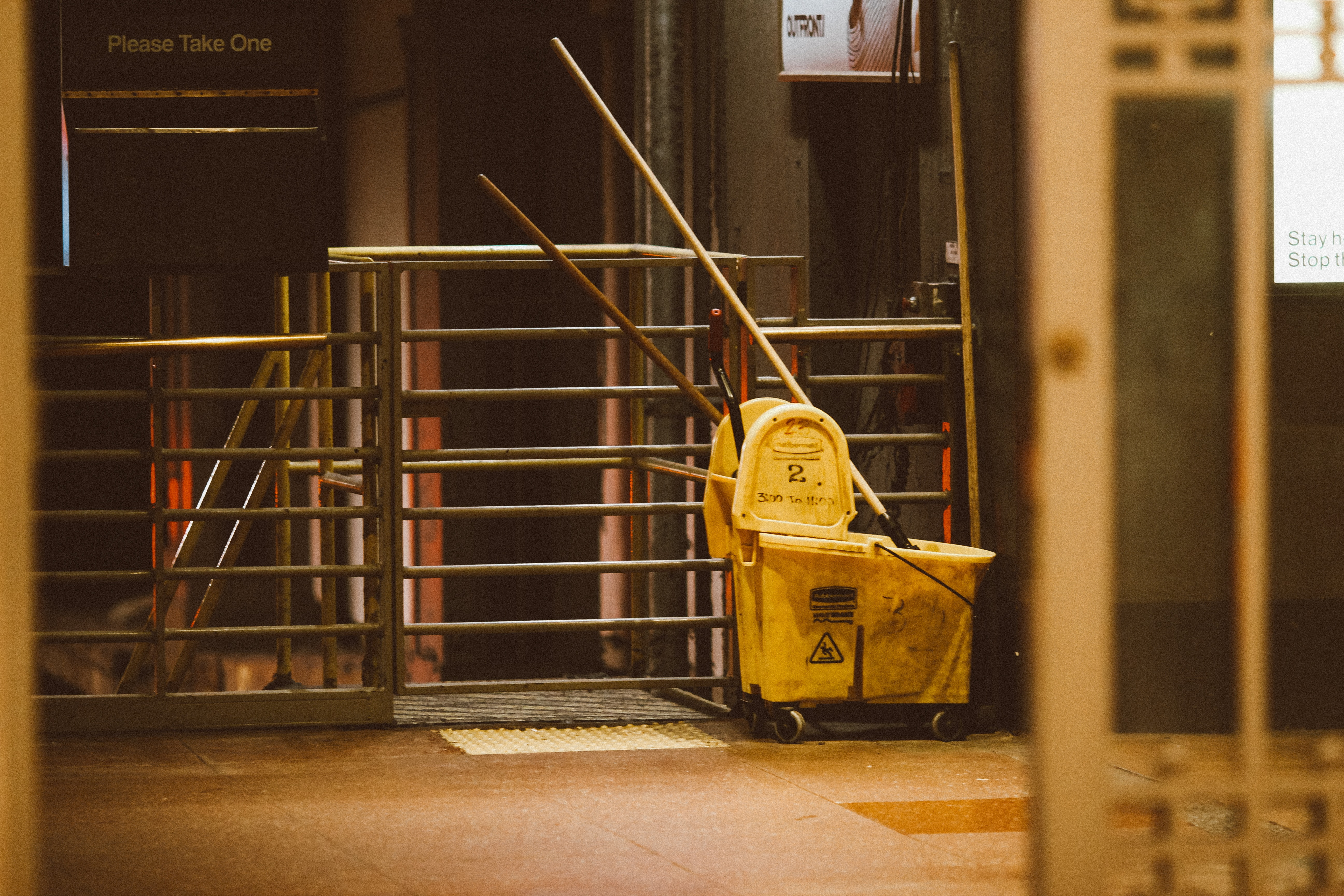 Janitorial/Day Porter Services