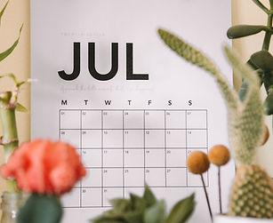 празници месец юли