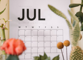 July Events at a Glance