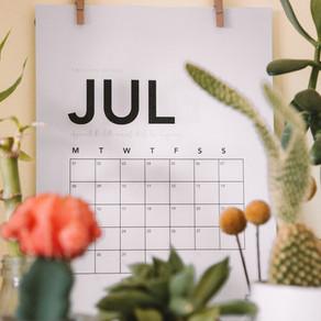 The Last Weekend in July by Zach Murphy