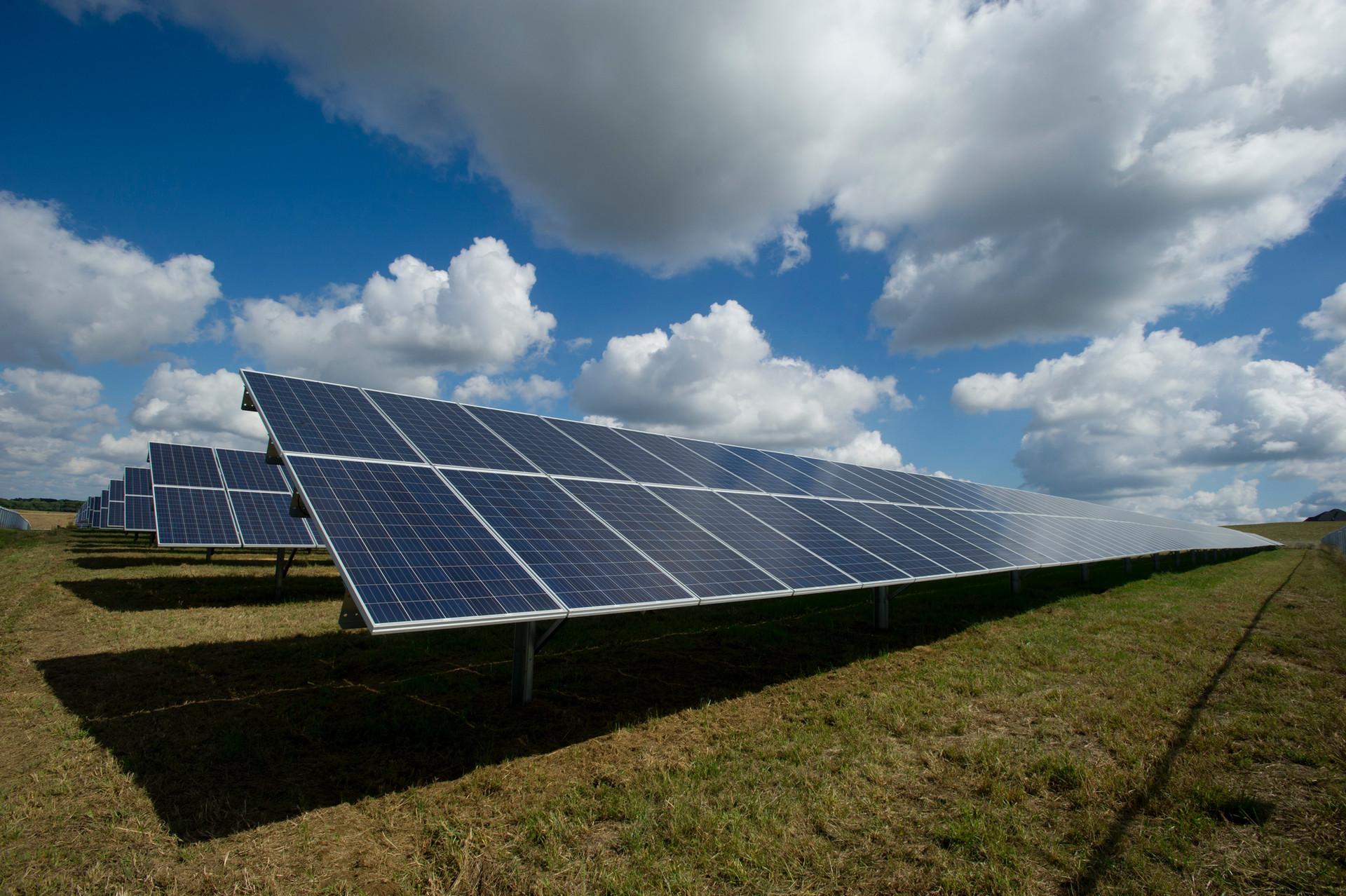panneaux solaire ENR