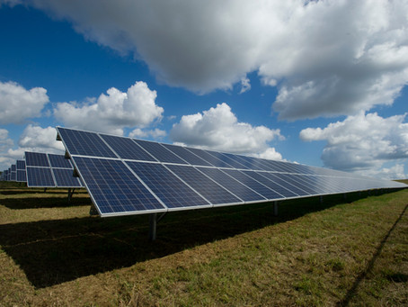 Solar Energy Development in United States