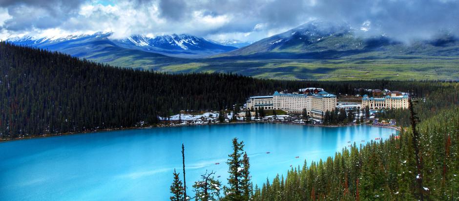 Canada's Historic Rail Hotels & Rocky Mountaineer Journeys