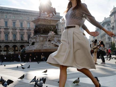 Milão: Fashion Capital