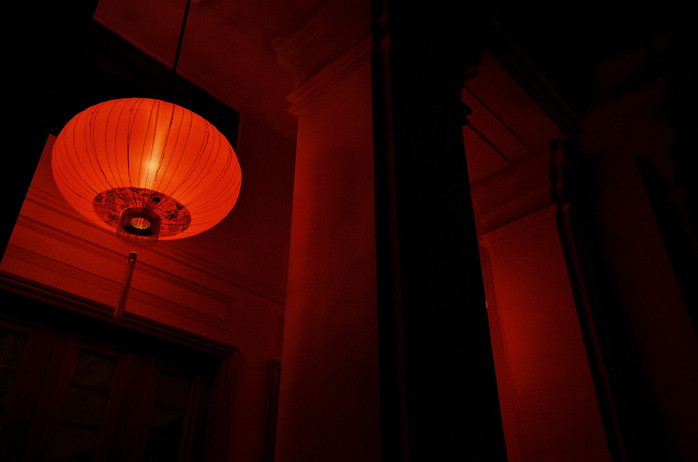 Red light helps sleep, The Image Tree Blog, Feeling the winter blues?