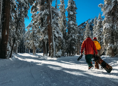 Easy Tips To Help You Avoid Ski and Snowboard Injuries this Season