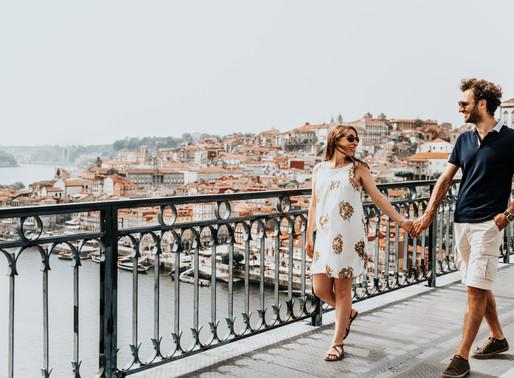 Top 3 des activités romantiques à faire à Porto
