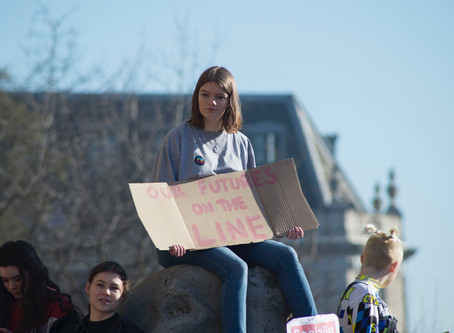 The Youth Of The Climate Change Movement