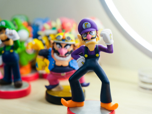 Flash Blog: Waluigi and the Other Cult Internet Heroes