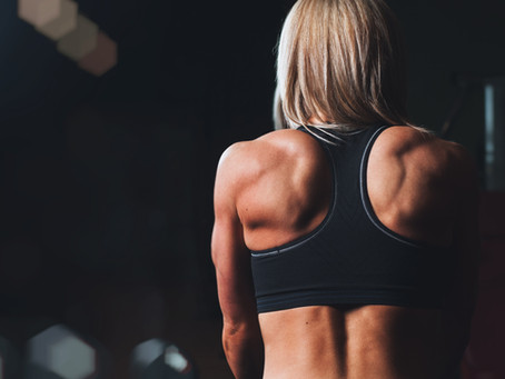 5 Simple Exercises to Build Back Strength
