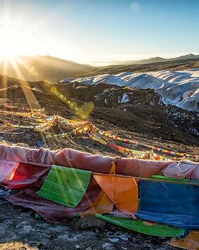 Atelier Rite des 5 tibétains, Lua coeur de chamane