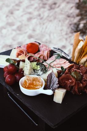 Charcuterie & cheese board