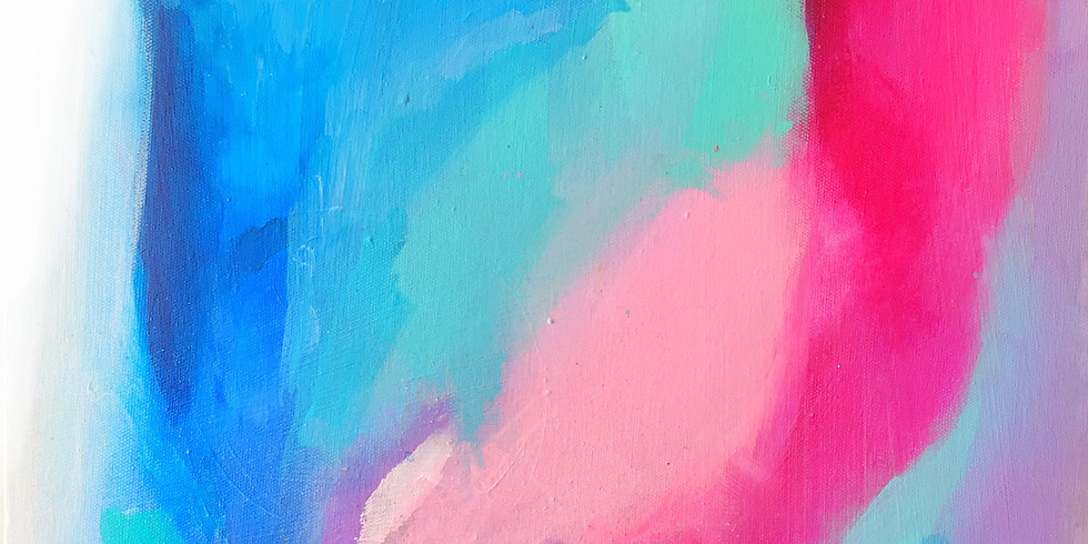 Intuitive Painting Workshop