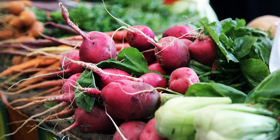 Vorgartenmarkt Markt mit Bauernmarkt