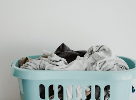 Saturday Writing Prompt - Dirty Laundry - 11th July