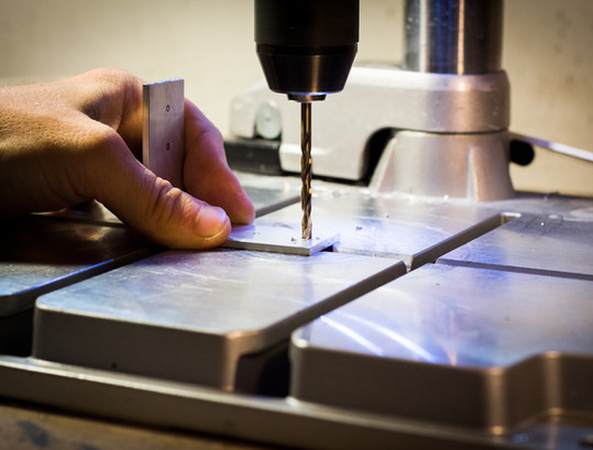 Industrial Machine Shop Services