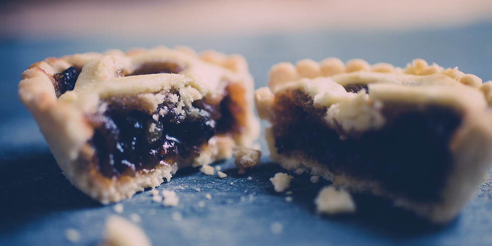 Mince Pie Coffee Morning, Dec 15, 10am-12pm, Members Only, Limited Space
