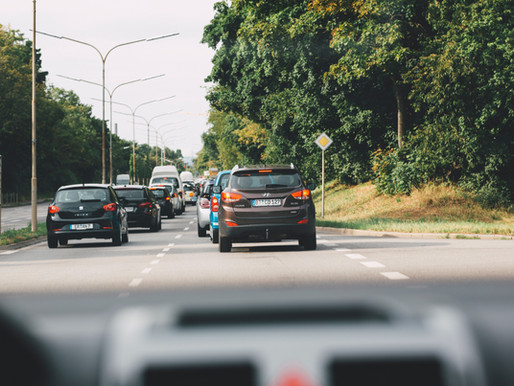 Verkehrsunfall in Spanien – Was passiert bei einer Massenkarambolage?