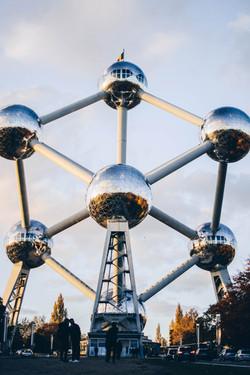 Stad spel Brussel
