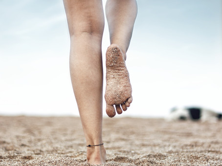 Plantar Fasciitis, a pain in the heel