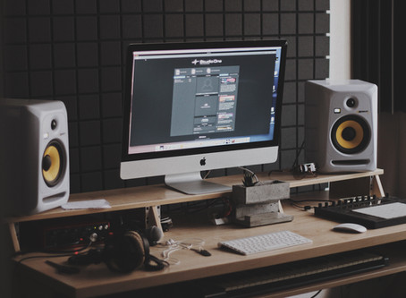 Record Your Voice Overs with a DAW