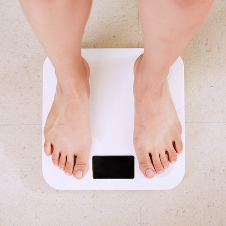 Should you watch the scale?