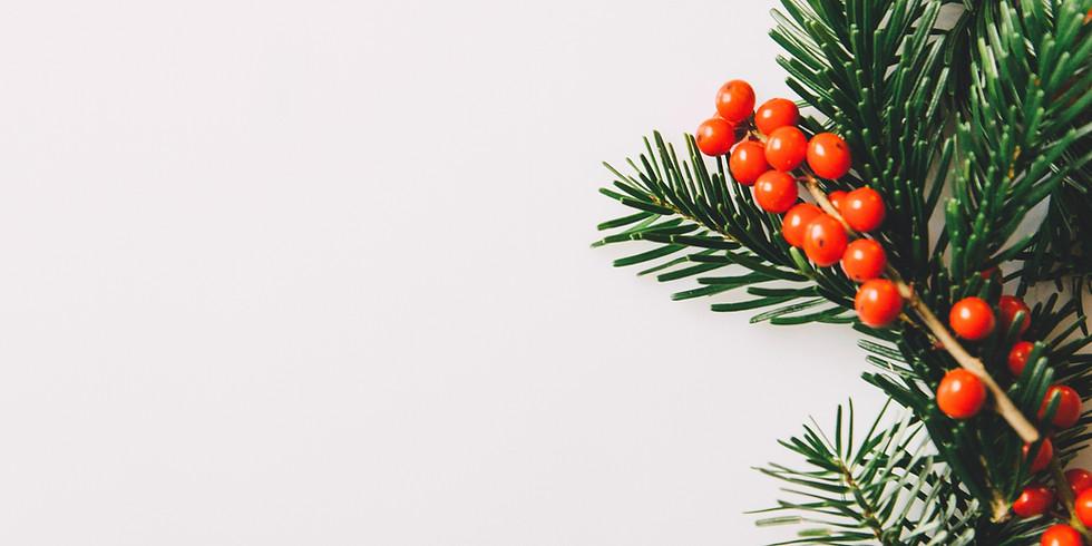 Le marché de Noël du Mosaïcafé
