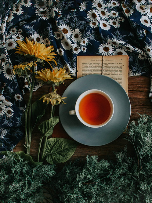 DR. ASK Organic Cluster Energy Tea
