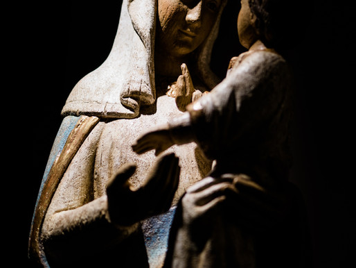 Mary, Mother of God (Jan 1)