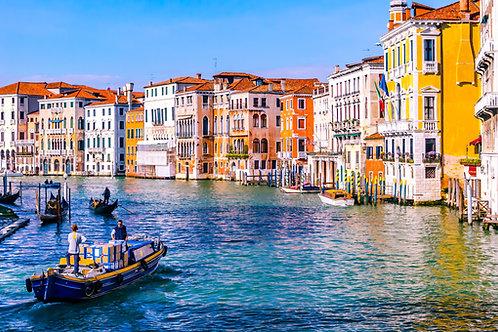 Venice and Friuli venezia Giulia