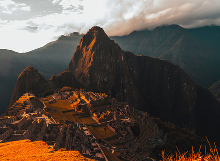 The incredible journey to Machu Picchu