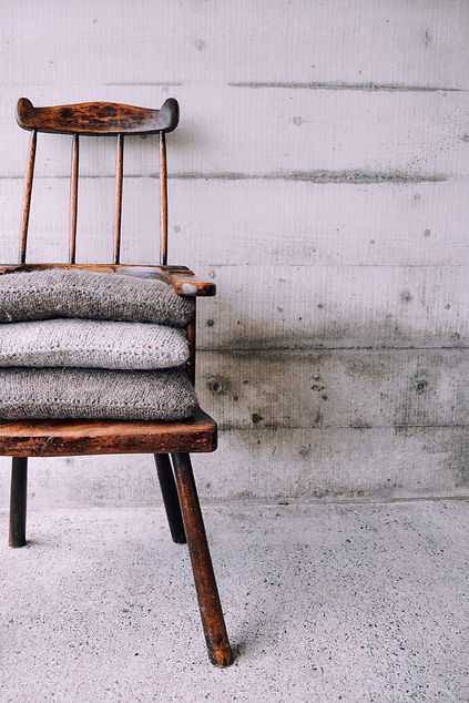 Textiles doux et naturels par Inspir'haies, designer textile français