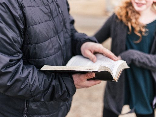 Christ-Centered Reading, Preaching, and Teaching