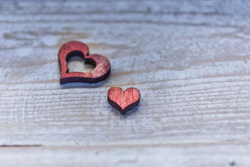Rydde og organisere med glede i hjertet