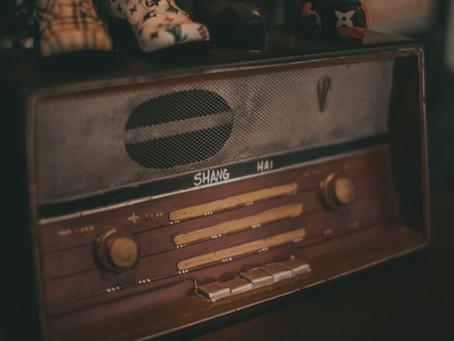 O rádio morreu! Ou talvez não...