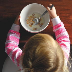 Mealtime Prayers for Kids (and young at heart)