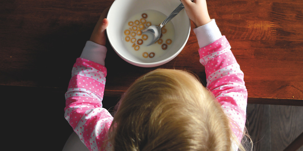 Let's Discuss...Kid's Nutrition!