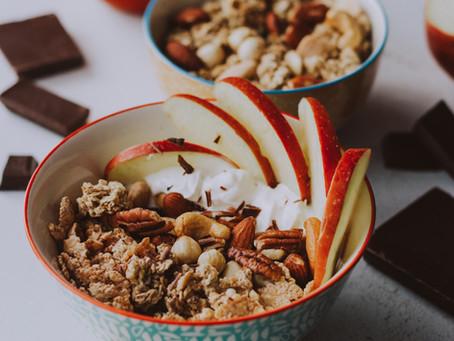 Winter Apple Crumble Recipe