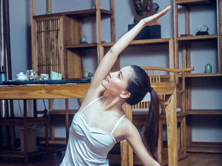5 Tips to Help You Maintain an At Home Fitness Practice
