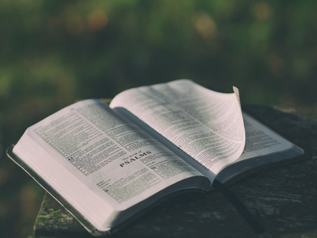 Weapon Against Anxiety #3: Memorizing God's Word Together