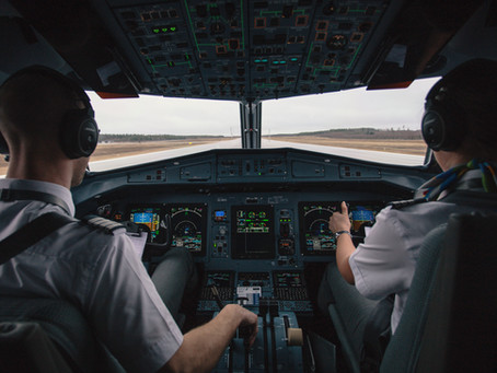 You can be a commercial pilot with CVD! Don't let the lab based tests stop you