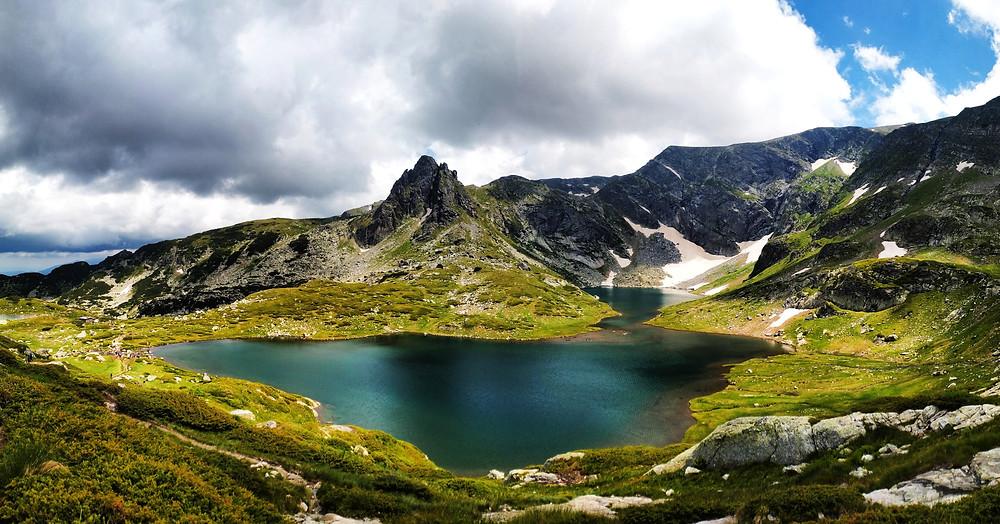 אגם בבורגס בולגריה