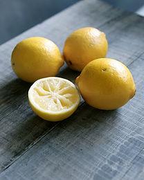 Lemon curd cookies I